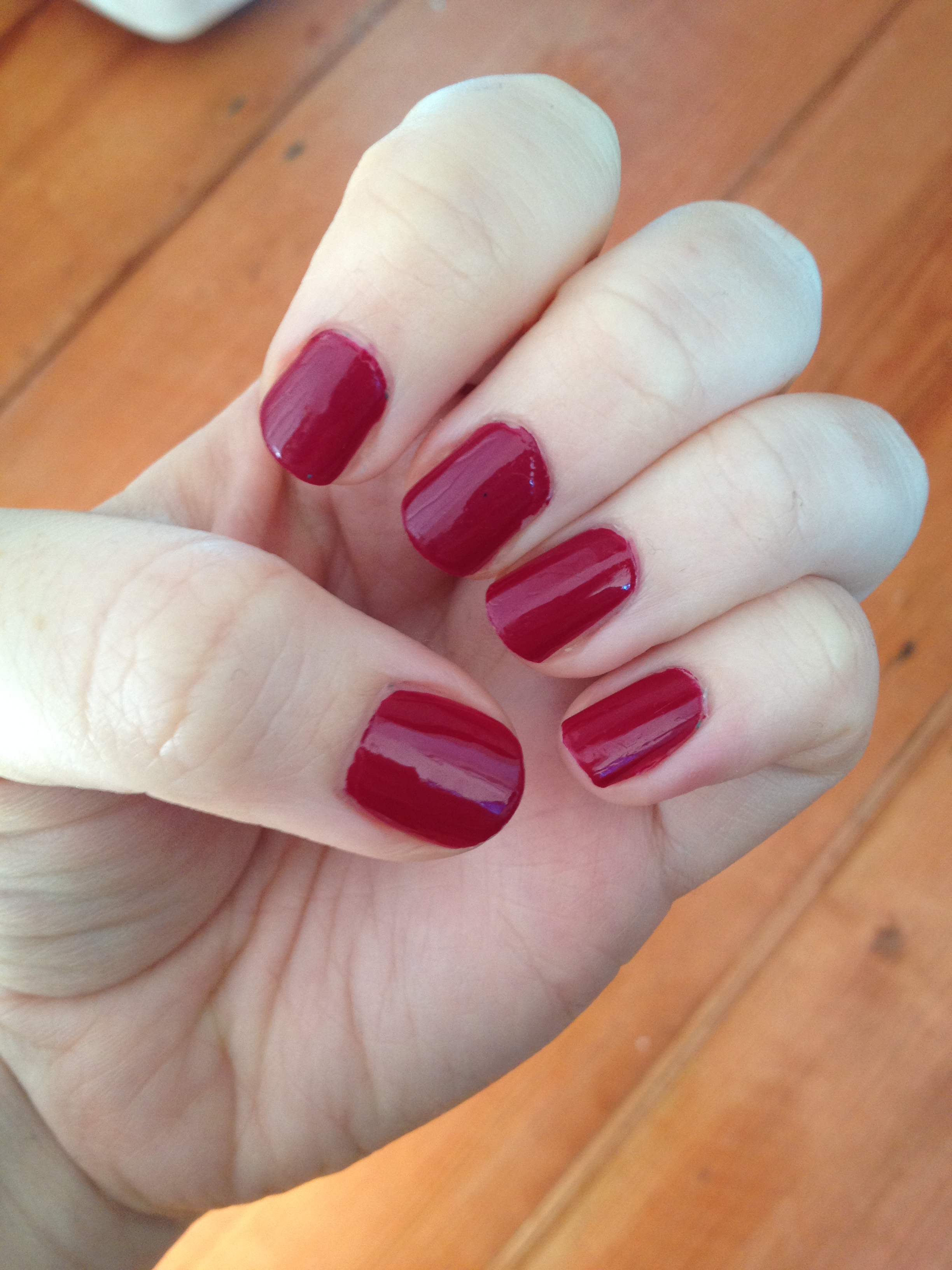 Autumn Nails | Everything But The Kitchen Sink